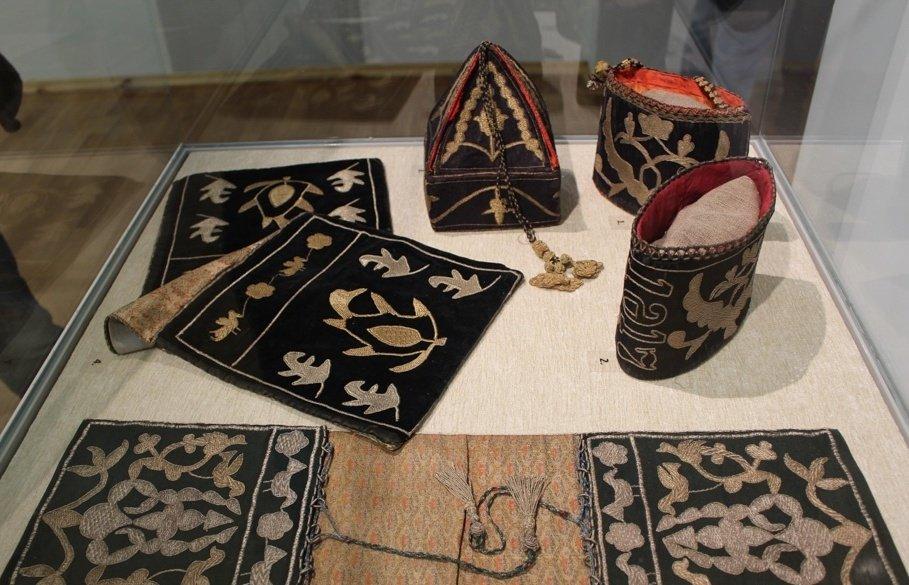 Вышивка виды москвы