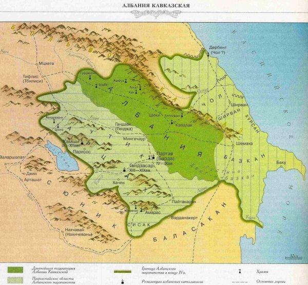 ИССЛЕДОВАНИЯ: 90% армянского населения Карабаха оказалось потомками дагестанских народов