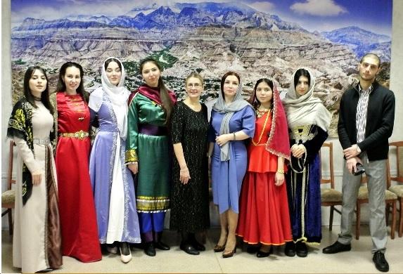 Многоголосье Дагестанской земли